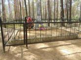 Братская  могила д. Грабово 3119