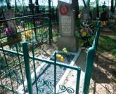 Братская  могила д. Постраш 3129