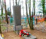 Братская могила  д. Бабино-2 3168